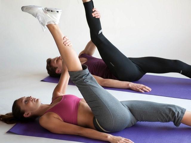 Гимнастика при варикозе ног