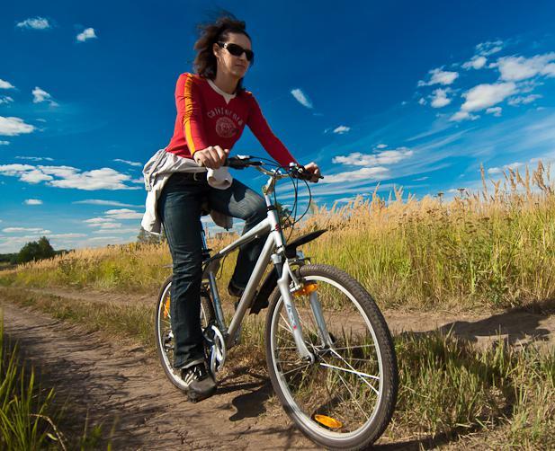 Велосипед - варикоз